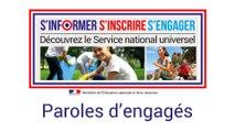 Service National Universel - Les lycéens témoignent