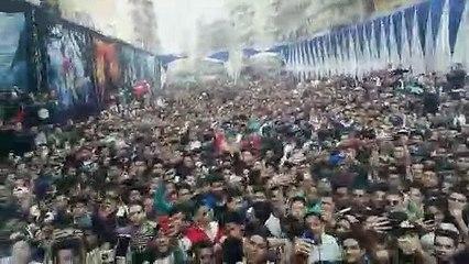 لايف شعب حمو بيكا نور التوت - على قدورة 2019
