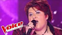Blondie - Call Me | Carine Robert | The Voice France 2012 | Blind Audition