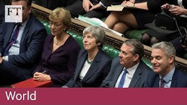 UK parliament votes against no-deal Brexit