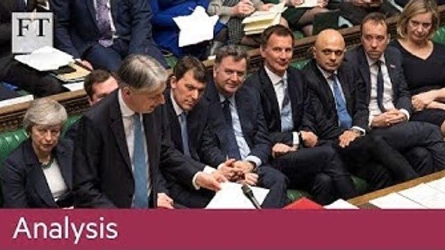 How Brexit shapes Philip Hammond's public spending plans