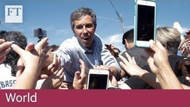 Democrat Beto O'Rourke announces 2020 run for presidency