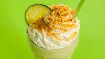 How to Make a Key Lime Pie Milkshake