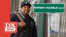 Ice Cube's Down With Renaming Crenshaw & Slauson After Nipsey Hussle