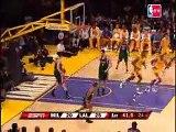 Lakers 110, Bucks 105 (F)01-11-08 Kobe Bryant scored 37 poin