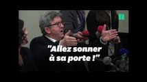 """Mélenchon invite les anciens Whirlpool à """"aller chercher Macron chez lui"""""""