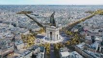 Voici à quoi pourraient ressembler les Champs-Élysées en 2024
