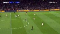 Foot : Le but de Cristiano Ronaldo GOAL vs Ajax !