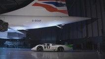 50 Jahre 917 - Als Porsche auf die Concorde traf
