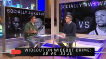 Takeaways From Antonio Brown's Feud with JuJu Smith-Schuster