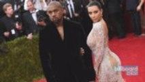 Kim Kardashian Gets Real About Kanye West's Mental Health | Billboard News
