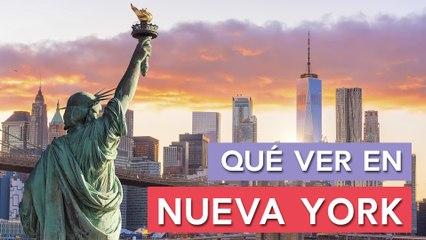 Qué ver en Nueva York  | 10 Lugares imprescindibles