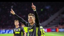 La soirée de Cristiano Ronaldo en 5 stats folles - Foot - C1