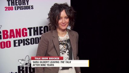 .@THEsaragilbert announced she's leaving @TheTalkCBS after nine seasons. We have all the details on #PageSixTV. #TheTalk