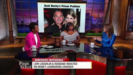 #LoriLoughlin and her husband #MossimoGiannulli could face up to 20 years in prison for their involvement in the #CollegeAdmissionsScandal. We have the full story on #PageSixTV.
