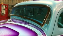 "Chopped, Shaved, Painted and Polished: Insanely Detailed '34 Ford ""Iron Orchid"""