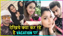 Sara Khan And Ankit Gera CRAZY Vacation With Srishty Rode, Smriti Khanna, Shruti Sinha