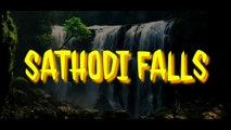 Sathodi Falls near Yellapur - Best tourist place in Karnataka
