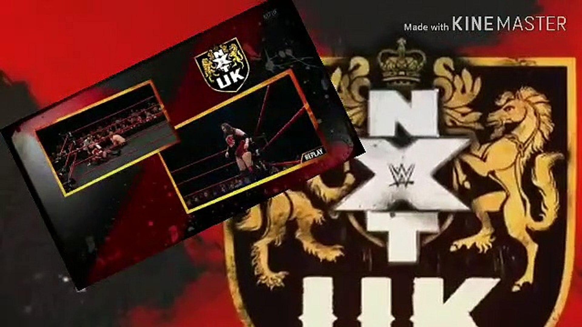 WWE NXT UK Full Show 10 April 2019 Part 1