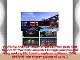1000LED LED Wall Pack Light 70W Premium IP65 Waterproof Full Cutoff Distribution Wall