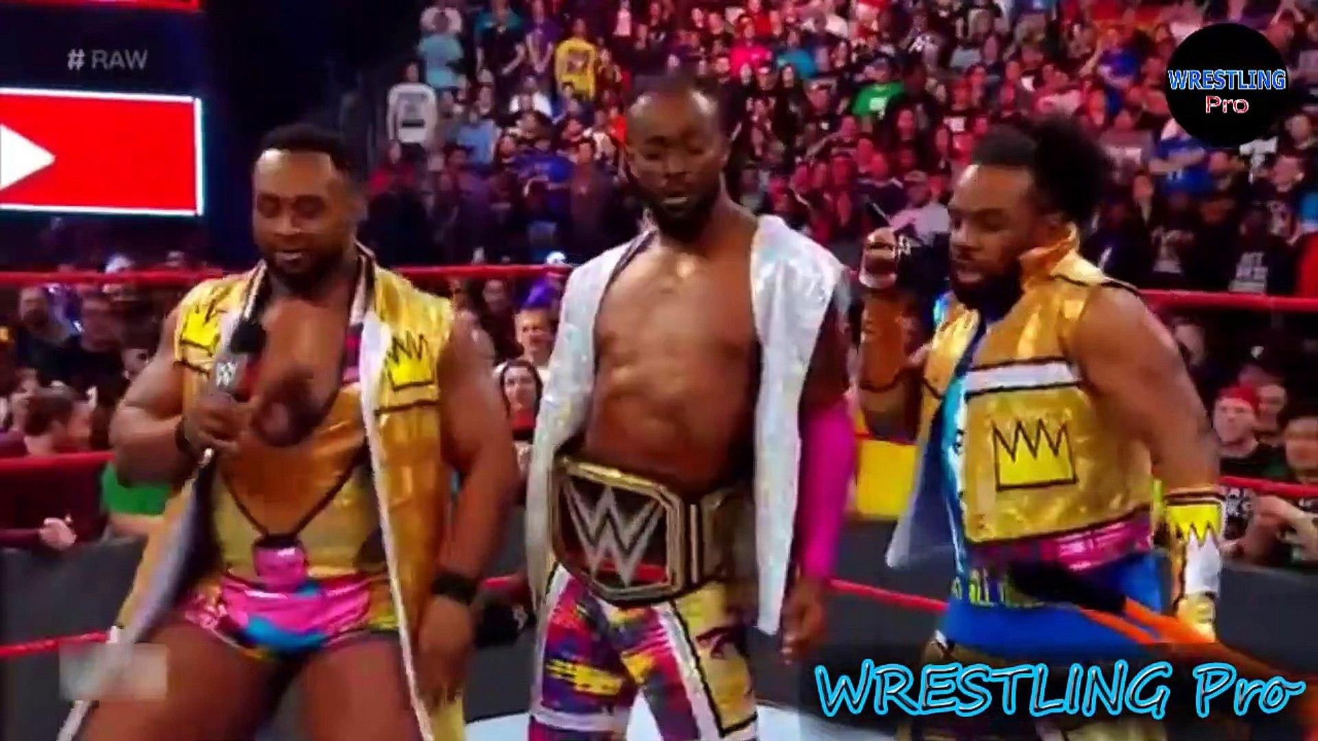 WWE RAW Highlights 8th April 2019 - WWE RAW 08-04-2019 Highlights HD