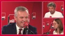 """François de Rugy, au sujet des retraites,""""Je donne la priorité à la réforme Delevoye"""""""