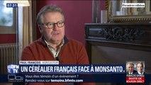 Intoxiqué par un désherbant, ce céréalier mène une bataille judiciaire depuis 12 ans contre Monsanto