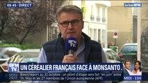 """""""C'est 12 ans de combat."""" Intoxiqué par un désherbant, ce céréalier espère obtenir réparation contre Monsanto"""