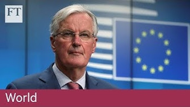 Barnier hardens stance on Brexit delay