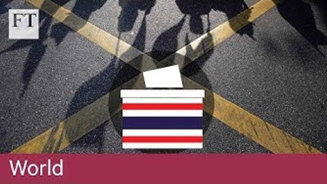 How the Thai junta is seeking to stay in power