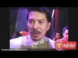 "Brillante Mendoza's happy that the Badjao people have been empowered thru ""Thy Womb"""