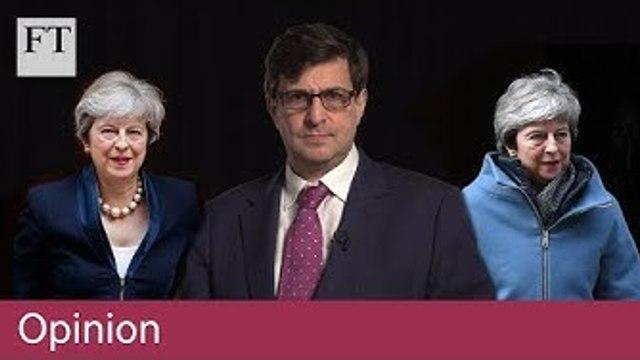 Brexit: curtain falls on Theresa May's premiership