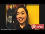 """Cristine Reyes: """"I'm happy na single ako. Kuntento ako ngayon."""""""