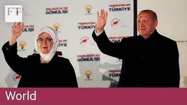 Turkey's Erdogan to lose control of two biggest cities