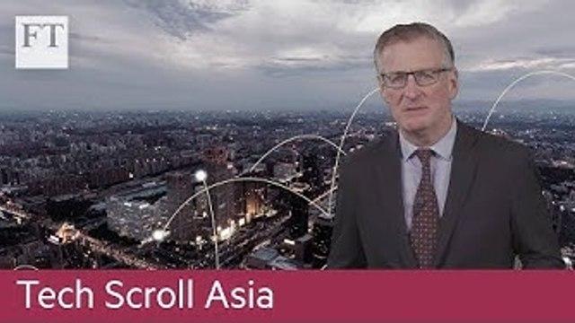 Tech Scroll Asia