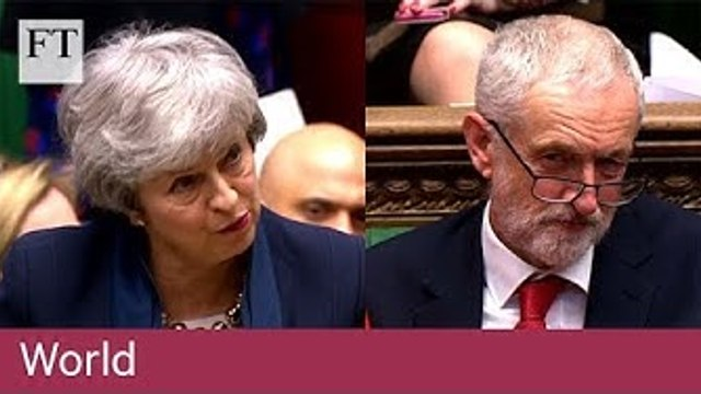 Brexit: May says aim of Corbyn meeting is to leave EU with deal