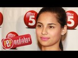 Jasmine Curtis in no rush to move out of sister Anne Curtis' house