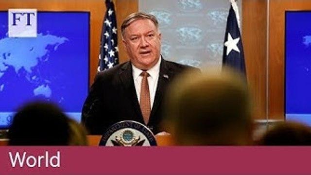 US puts Iran's Revolutionary Guard on terrorist organisation list