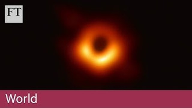 How scientists took first picture of a black hole