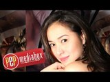 "Cristine Reyes on ""avoiding"" Derek Ramsay: ""Hindi ko iniiwasan si Derek!"""