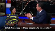 Ilhan Omar Fires Back At Critics: 'We Are Not There To Be Quiet... We Are There To Make Good Trouble'