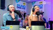 Mauvaise journée pour Christina ! (11/04/2019) - Best Of de Bruno dans la Radio