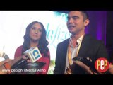 "Jolina Magdangal and Marvin Agustin talk about their ""bed scene"""