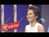 Angeli Bayani overwhelemed on bagging Best Actress award at the 'Gawad Urian'