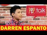 PEPtalk. Darren Espanto on The Voice Kids coach he fears the most