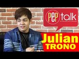 PEPtalk. Julian Trono talks about his K-Pop influence