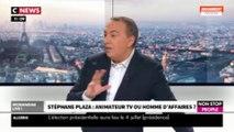 Morandini Live : Stéphane Plaza bientôt marié ? Il répond ! (vidéo)
