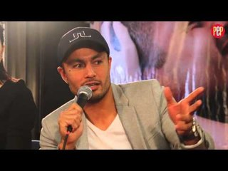 "Derek Ramsay on kissing scene with Coleen Garcia: ""Kissing somebody younger is a lot harder."