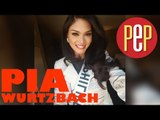 Pia Wurtzbach can't wait to wave the Philippine flag in the Miss Universe 2015 pageant