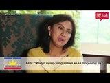 Leni Robredo on PEP TALK. How her boss became her husband